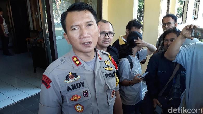 Polisi Duga Api yang Melalap Pospol di Solo Akibat Pembakaran Sampah