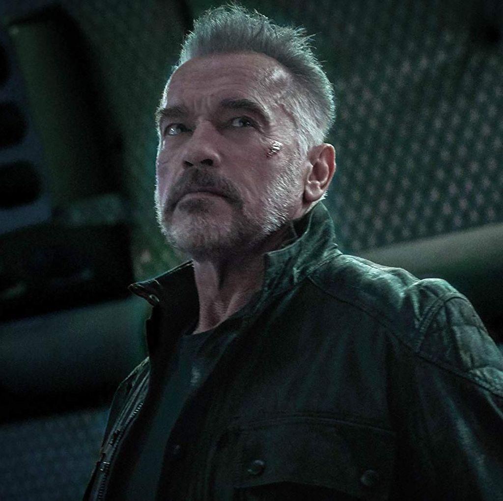 Terminator: Dark Fate, Reuni Arnold Schwarzenegger dan James Cameron