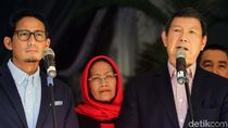 BPN Prabowo-Sandiaga Datangi MK Nanti Malam