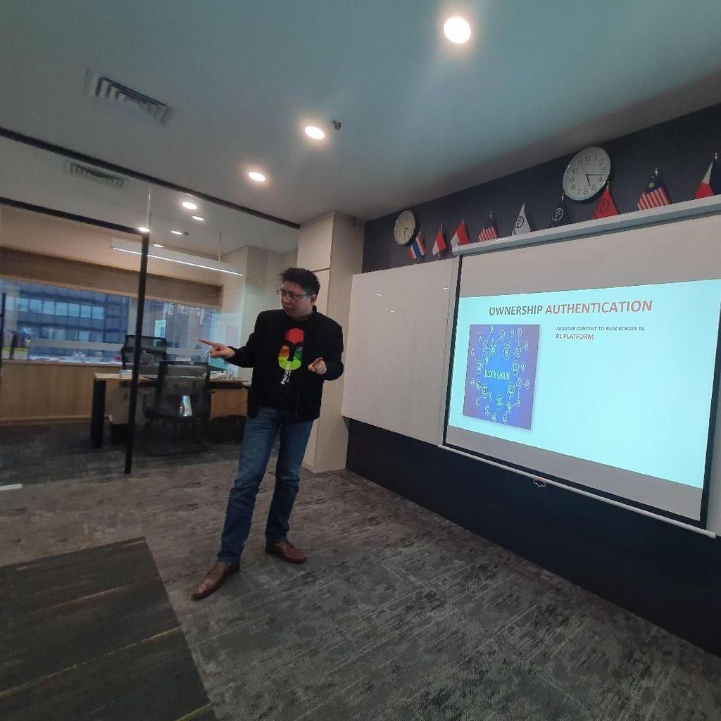 RightsLedger Lindungi Konten Kreator lewat Blockchain