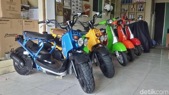 Whataspp Dicekik, Jualan Motor Online Turun Omzet