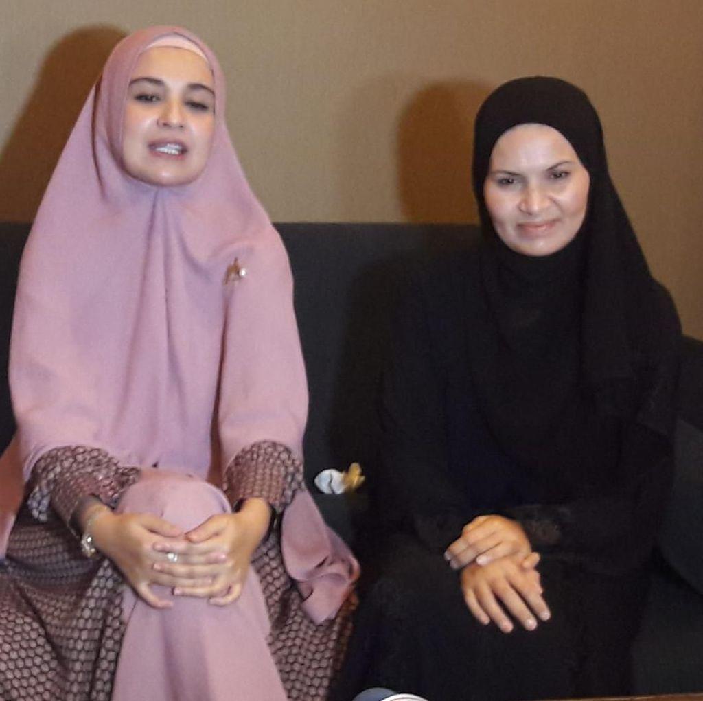 Kesedihan Warnai Ramadhan Shireen Sungkar