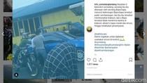 Polisi Tangkap Driver Laki-laki Tampar Perempuan yang Videonya Viral