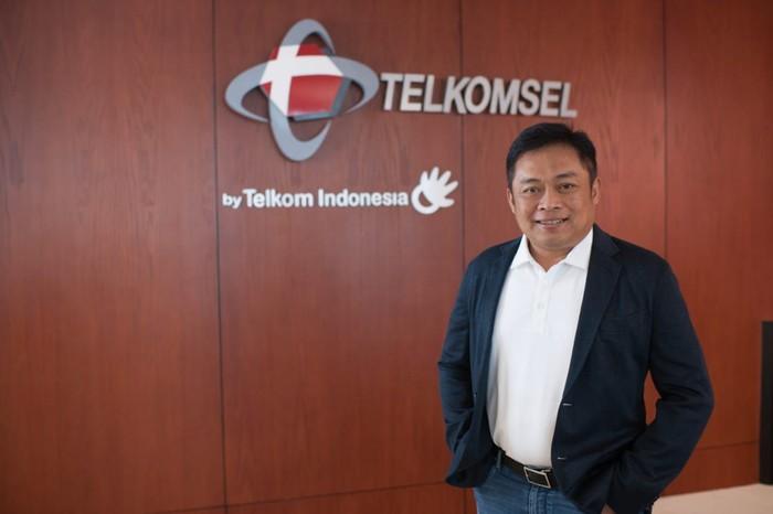 Ririek Adriansyah. Foto: Telkomsel