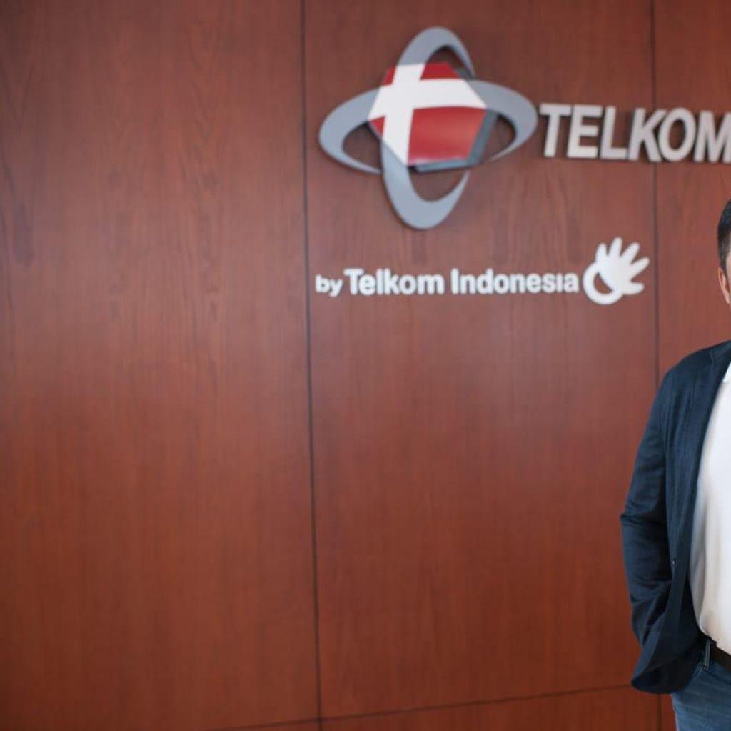 Jadi Dirut Telkom, Ririek Adriansyah Masih Bos Telkomsel