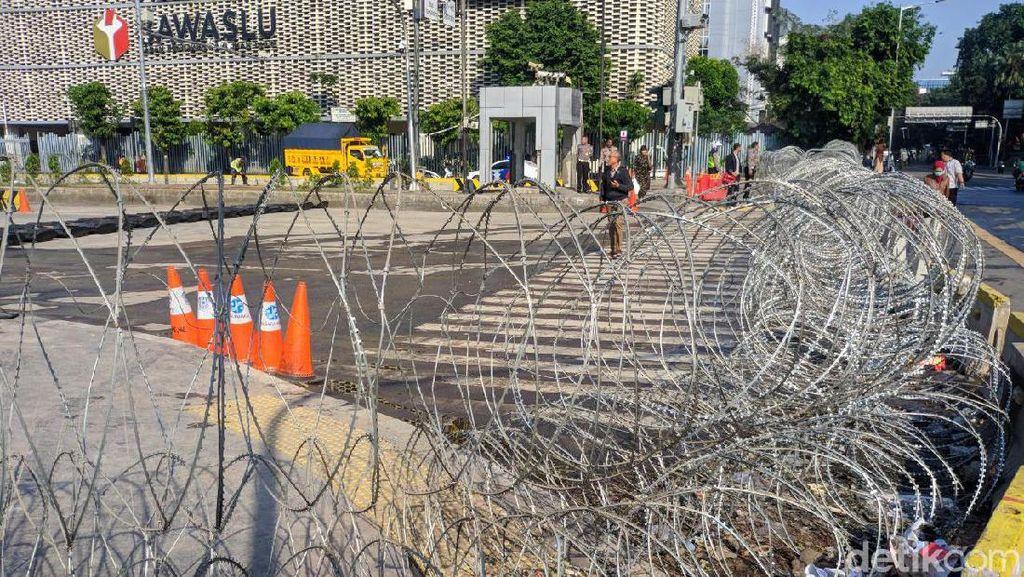 Sejumlah Ruas di Jakarta Jalan Masih Ditutup, Ini Daftarnya