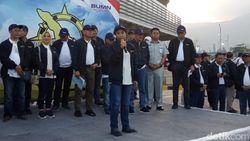 Jelang Mudik Lebaran, Rini Jajal Tol Trans Sumatera