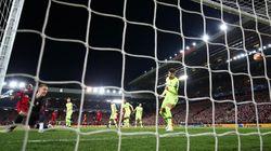 Bahas Kekalahan di Anfield, Pique Akui Barca Dihantui Hasil Negatif di Roma