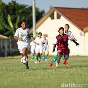 Timnas Putri Ahkiri TC Tahap Pertama