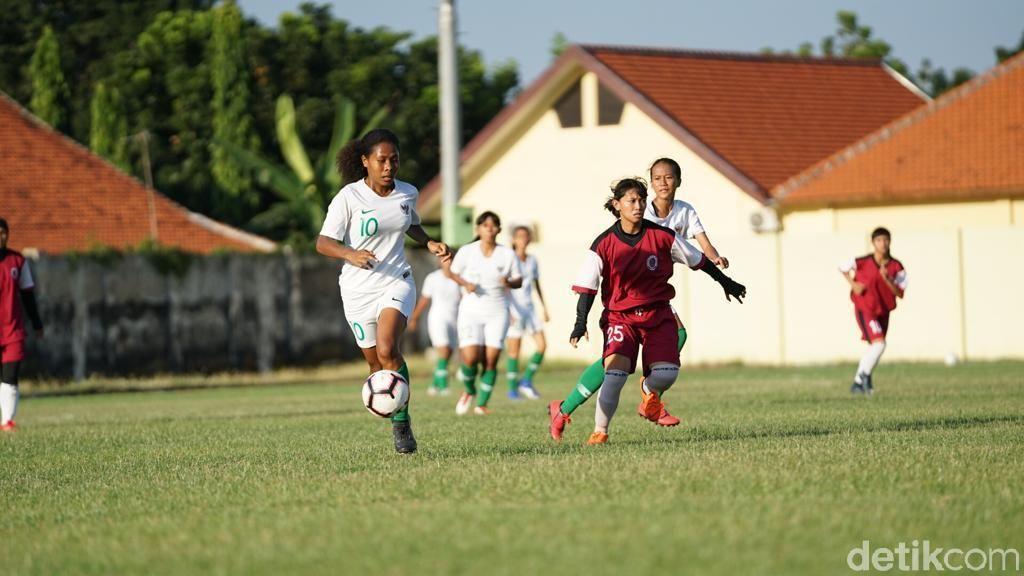 Timnas Putri Ahkirnya TC Tahap Pertama