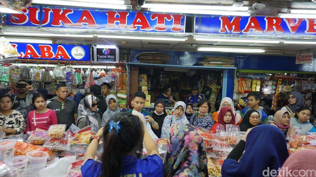 Toko kue Suka Hati, Pasar Jatinegara
