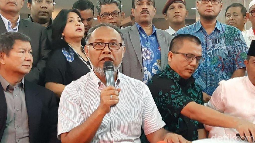BW Disebut Seperti Politisi Saat ke MK, BPN: Jangan Perkeruh Suasana