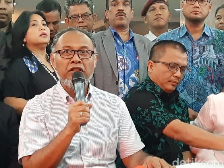 TKN Minta MK Waspadai BW, Fadli: Dia Orang Berintegritas