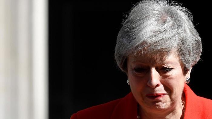 Theresa May (Foto: REUTERS/Toby Melville)