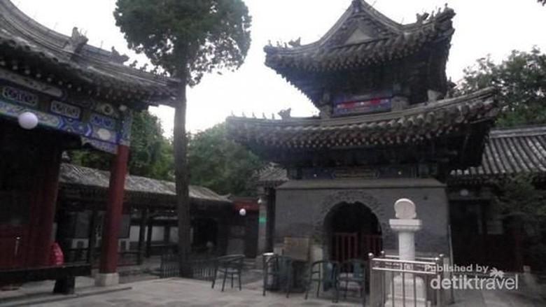Masjid Niu Jie  di Beijing China