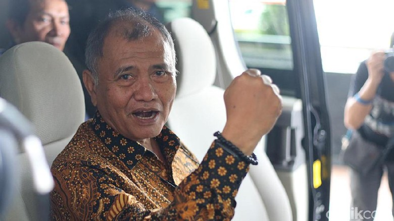 Ketua KPK: OTT Tahun Ini Agak Seret Dibanding 2018