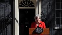 Mundur, PM Inggris Sesalkan Kegagalannya Memuluskan Brexit