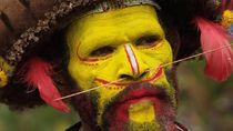 Foto: Manusia Berwajah Kuning