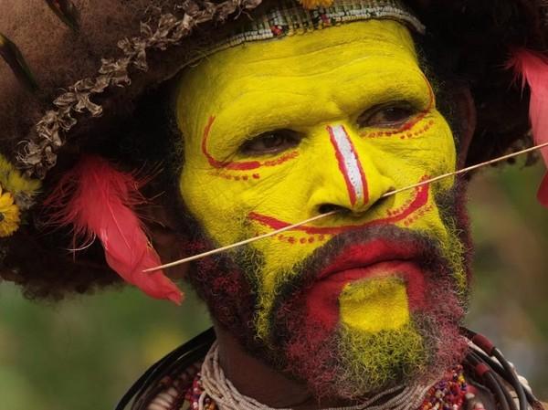 Populasi mereka sekitar 250 ribu orang dan punya ciri khas berwajah kuning (iStock)
