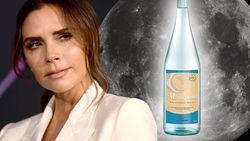 Buang Racun Dalam Tubuh, Victoria Beckham Minum Air Bulan Purnama