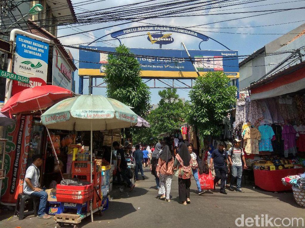 Pasar Baru Jakarta. (Foto: Johanes Randy/detikTravel)