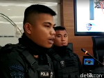 Anggota Brimob yang Dituduh dari China Buka Suara: Saya Asli Indonesia