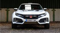 Ngeri, Ini Tampang Honda Civic Type R Rally