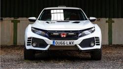 Ngeri, Ini Tampang Honda Civic Type R Rally
