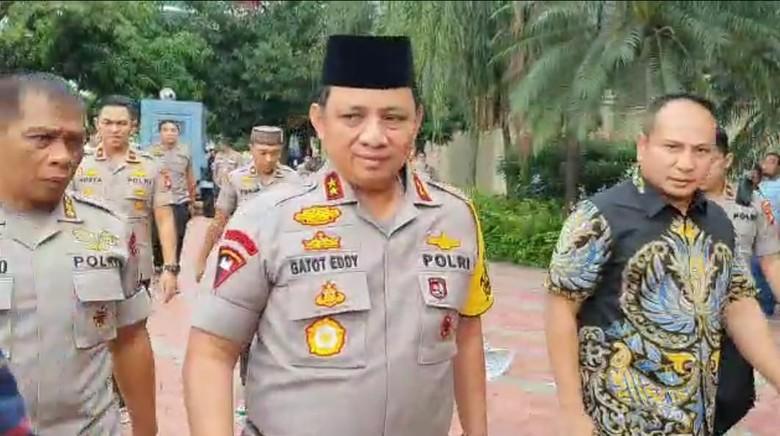 Pengamanan di Gedung MK Dipertebal Jelang Gugatan Prabowo-Sandi