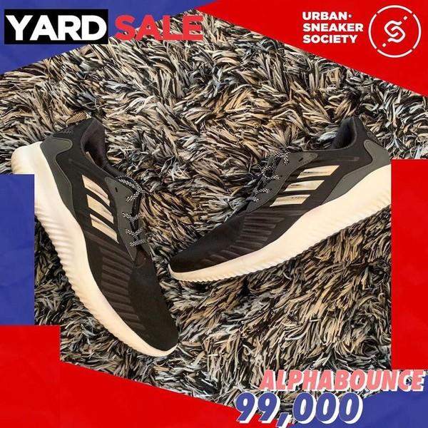 Deretan Sneakers yang Diskon Gila-gilaan di USS Yard Sale, Senayan City