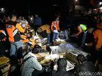 Tengah Malam, 77 Ribu Benih Lobster Sitaan Dilepas di Laut Selatan