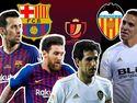Barcelona vs Valencia: Berebut Trofi Terakhir di Tanah Matador