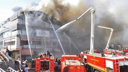 Kebakaran Tempat Bimbel di India Tewaskan 20 ABG, Pemiliknya Ditangkap