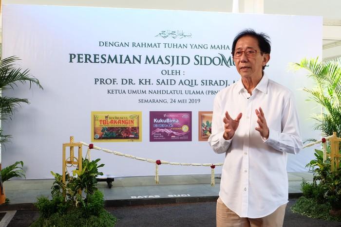 Direktur Sido Muncul Irwan Hidayat