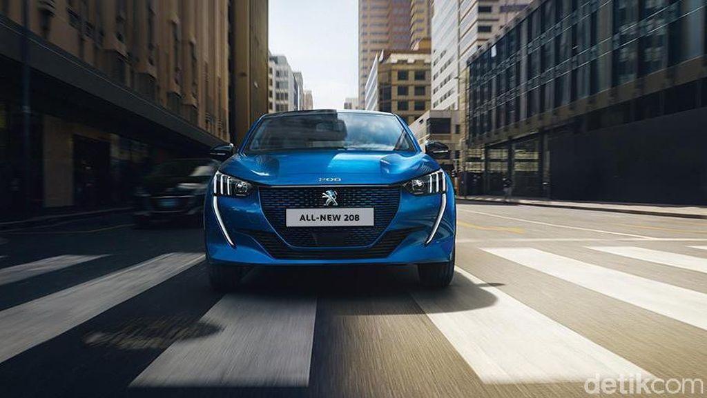 Peugeot Ngintilin Pabrikan Lain Pasarkan Mobil Listrik di RI