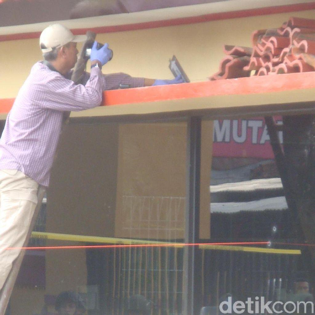 Polri Kejar Pelaku Penembakan Mako Brimob Purwokerto