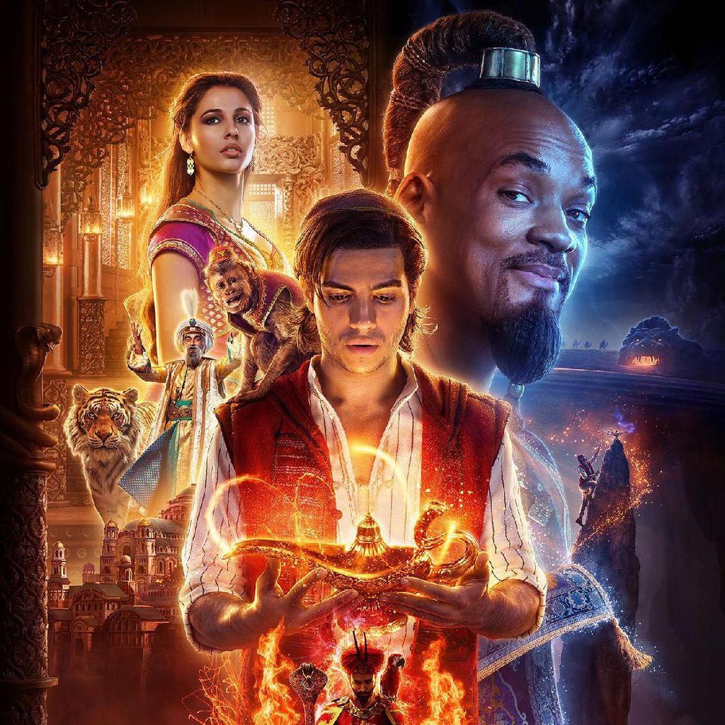 Kamu Harus Tahu! Kisah Aladdin Diperkirakan Berusia Lebih dari 300 Tahun
