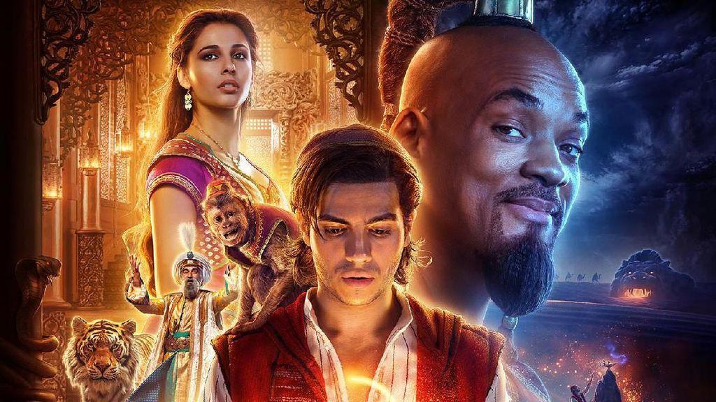 Aladdin, Kisah Magisnya Masih Mempesona