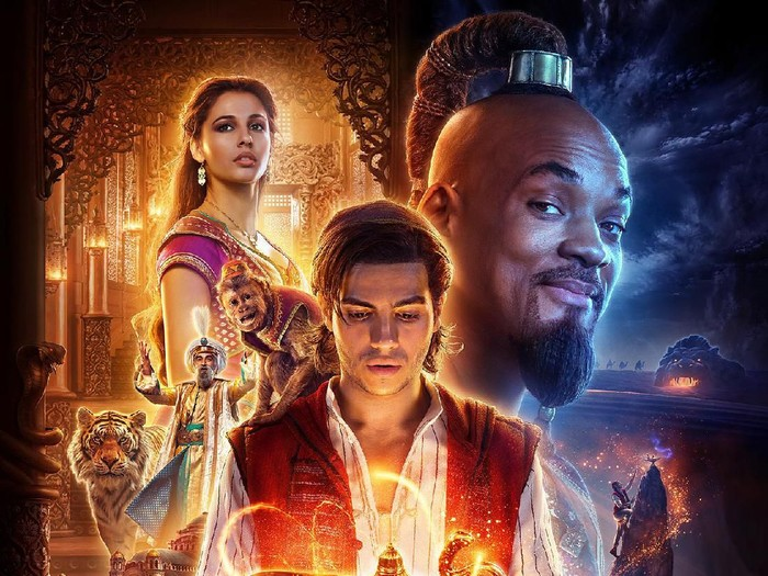 Film Aladdin. Foto: Aladdin