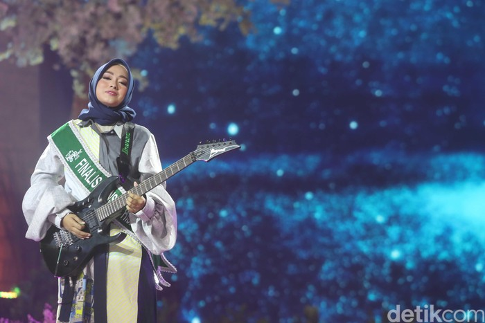 3 Besar Sunsilk Hijab Hunt 2019. Foto: Pradita Utama/Detikcom