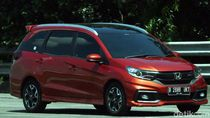 Low MPV Rasa Sedan, Honda Mobilio