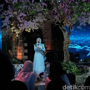 Tantri Kotak Terpukau dengan Pendakwah di Final Sunsilk Hijab Hunt 2019