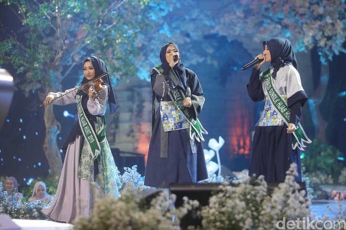 Final Sunsilk Hijab Hunt 2019. Foto: Pradita Utama/Detikcom