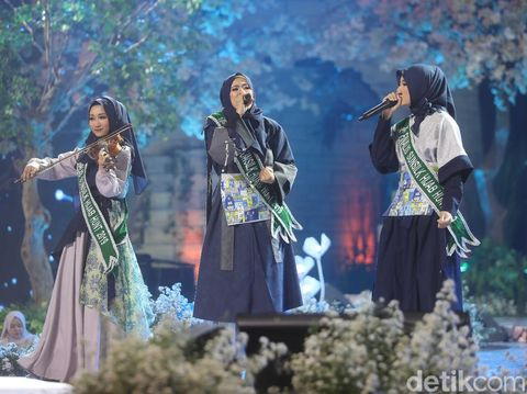 Ini 3 Besar Grand Final Sunsilk Hijab Hunt 2019 Pilihan Juri