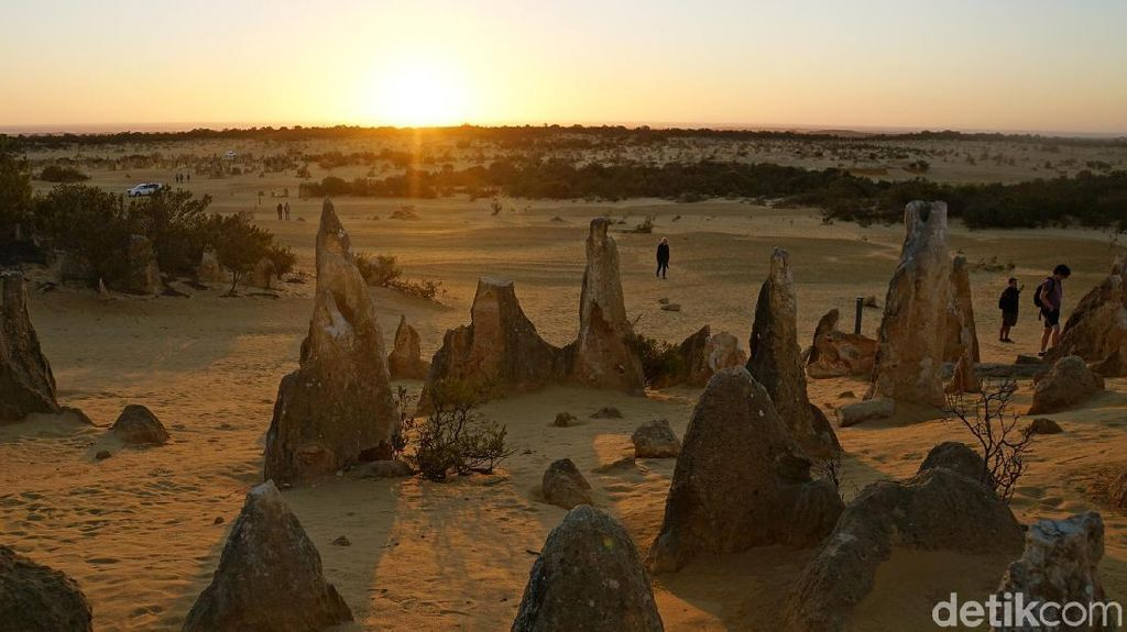 Tempat Wisata di Australia Barat yang Ajaib: The Pinnacles