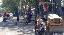 Ancaman Blokir Tol Berbuah Perbaikan Jalan Rusak di Nganjuk
