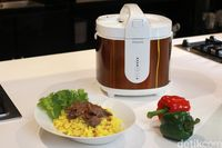 Resep Ramadan : Nasi Kuning Sosis