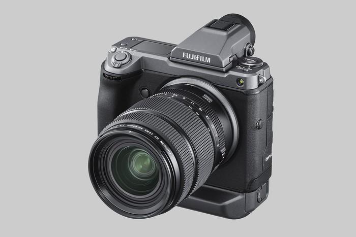 Fujifilm GFX100. Foto: Dok. Fujifilm