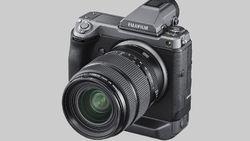 Fujifilm GFX100, Mirrorless dengan Sensor Medium Format 102 Megapixel