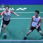Kevin/Marcus Kalahkan Kamura/Sonoda, Indonesia Ungguli Jepang 1-0